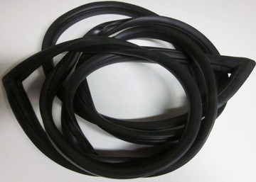 1968-1974 FORD ECONOLINE VAN WINDSHIELD WEATHERSTRIP SEAL USE WITH  MOLDING