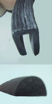 34-36 C Model,1937-40 D Model K6 UP International Back Glass Weatherstrip seal