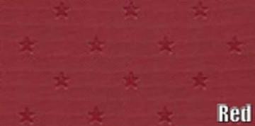 1962 PONTIAC GRAN PRIX SUN VISORS, STAR PATTERN, RED COLOR, PAIR