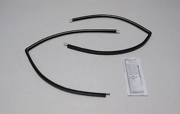 1966 - 1977 FORD BRONCO UPPER CHANNEL WINDOW WEATHERSTRIP