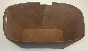 1938 DODGE D-8 GLOVE BOX WITH TAN FELT INTERIOR