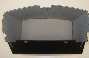 1938 BUICK GLOVE BOX