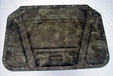 1967-1969 PLYMOUTH BARRACUDA MOLDED HOOD INSULATION PAD