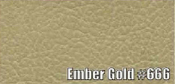 1970-71 'CUDA CONVERTIBLE SUN VISORS, COACHMAN PATTERN, EMBER GOLD COLOR, PAIR