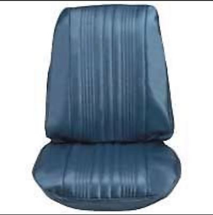Awe Inspiring 1965 Chevy Impala Bucket Seat Cover Upholstery Black Beatyapartments Chair Design Images Beatyapartmentscom