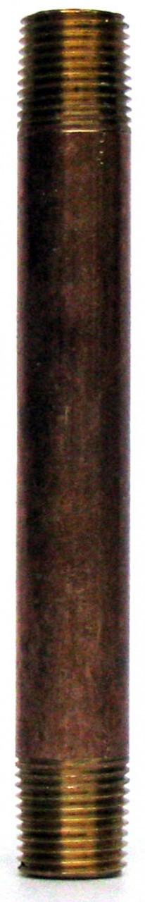 "P18030 - Brass Nipple 1/8"" NPT x 3"""