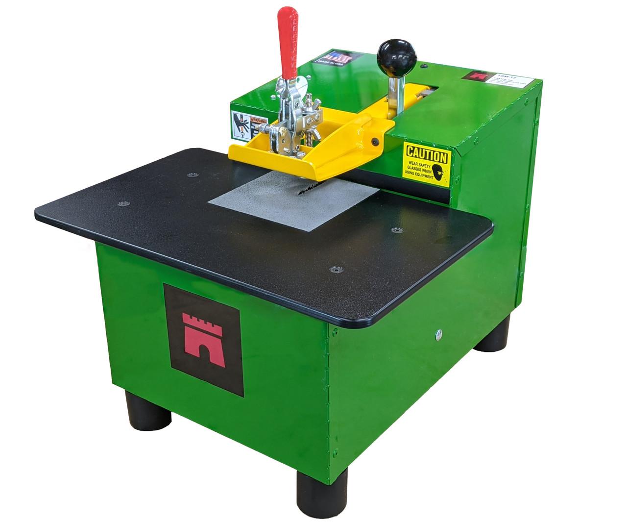 TSM-12 Benchtop Pocket Cutter Machine