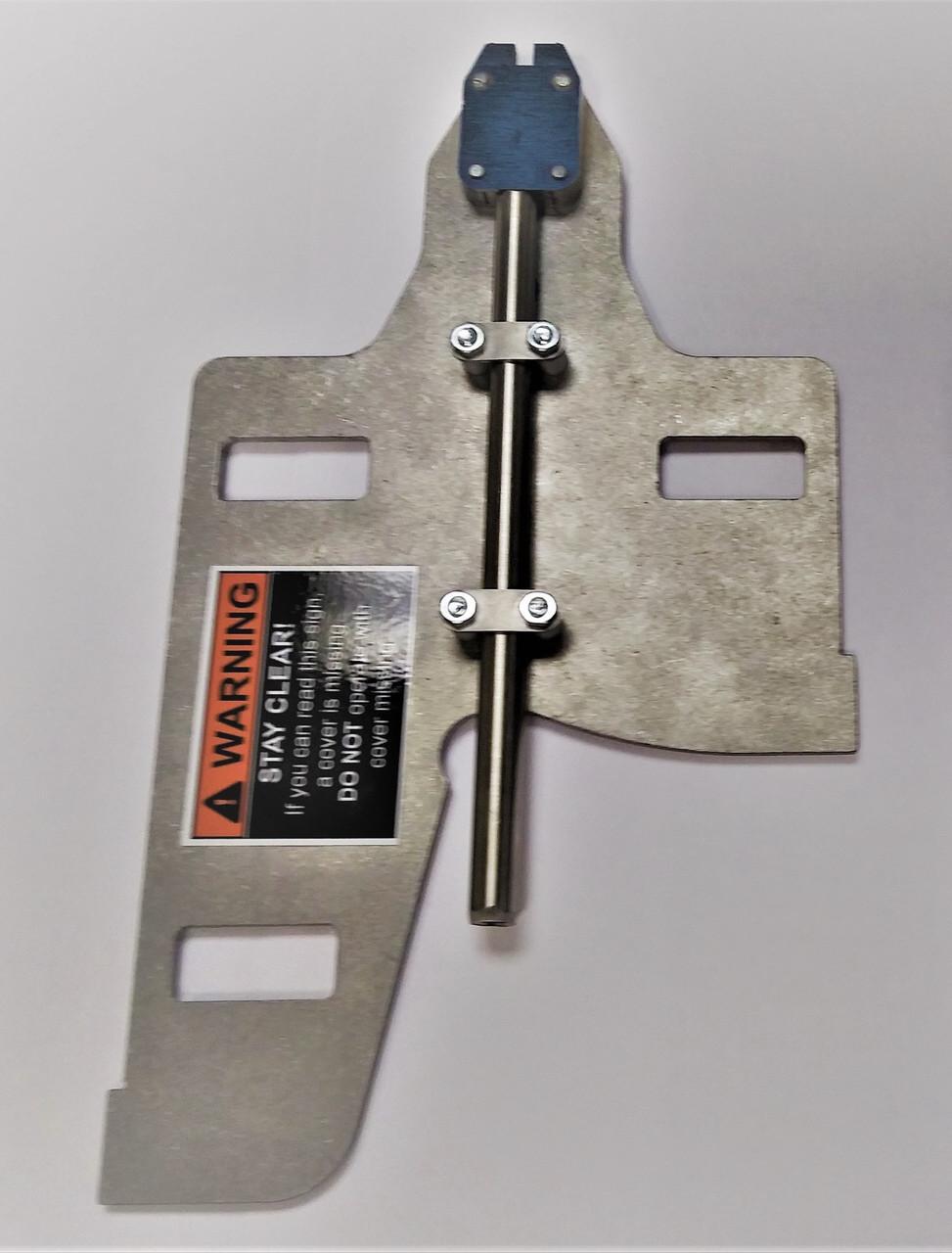 C55850 - CSI Universal Screw Tube Plate