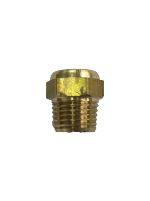 "P00018 - 1/8"" NPT Brass Muffler/Breather (P00018)"