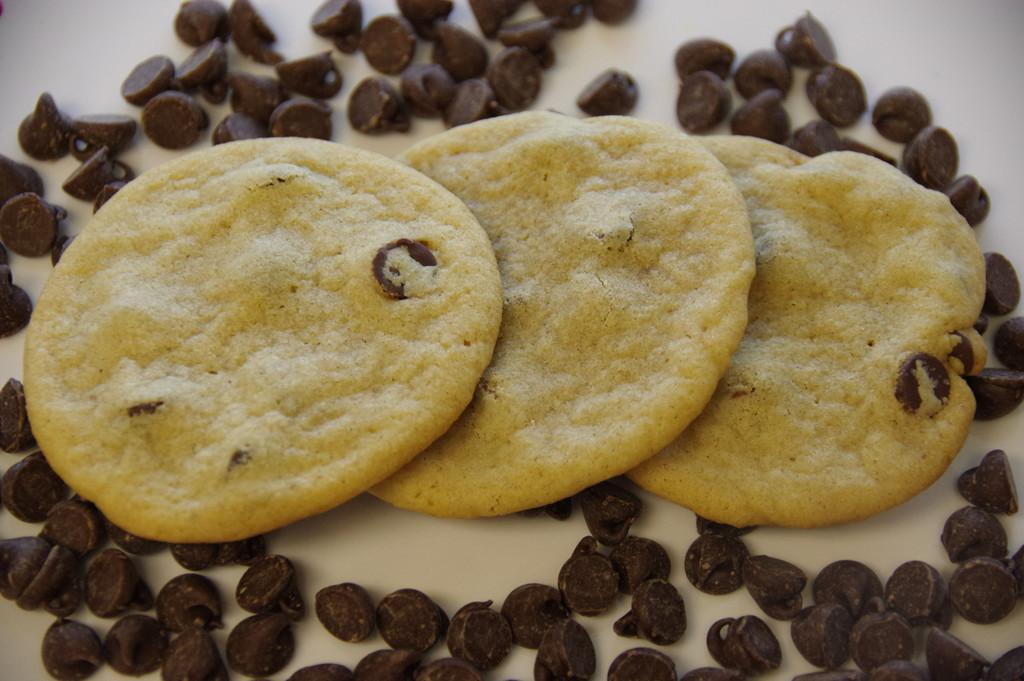 Verdes Chocolate Chip Cookies