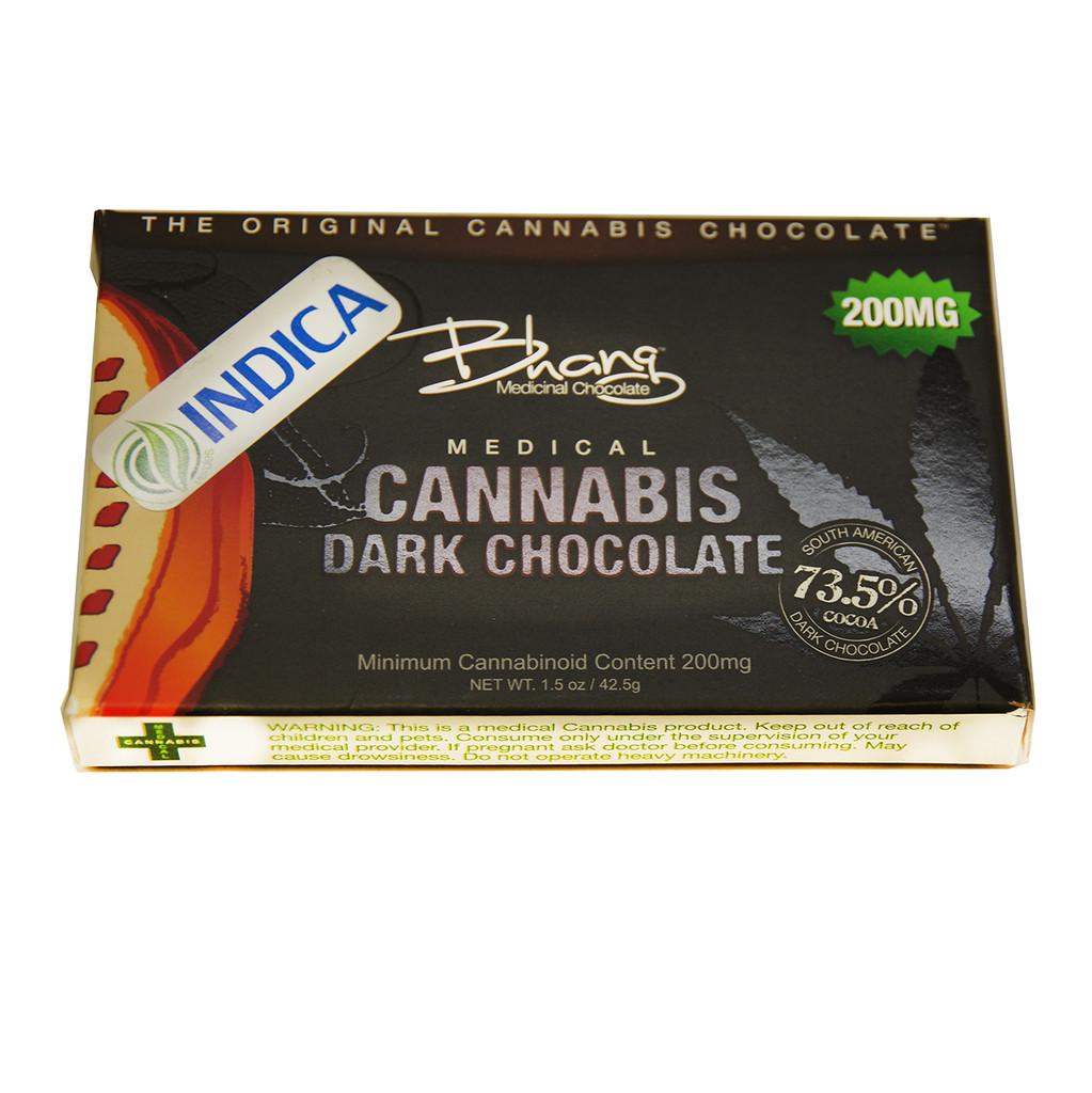 Bhang Indica Dark Chocolate