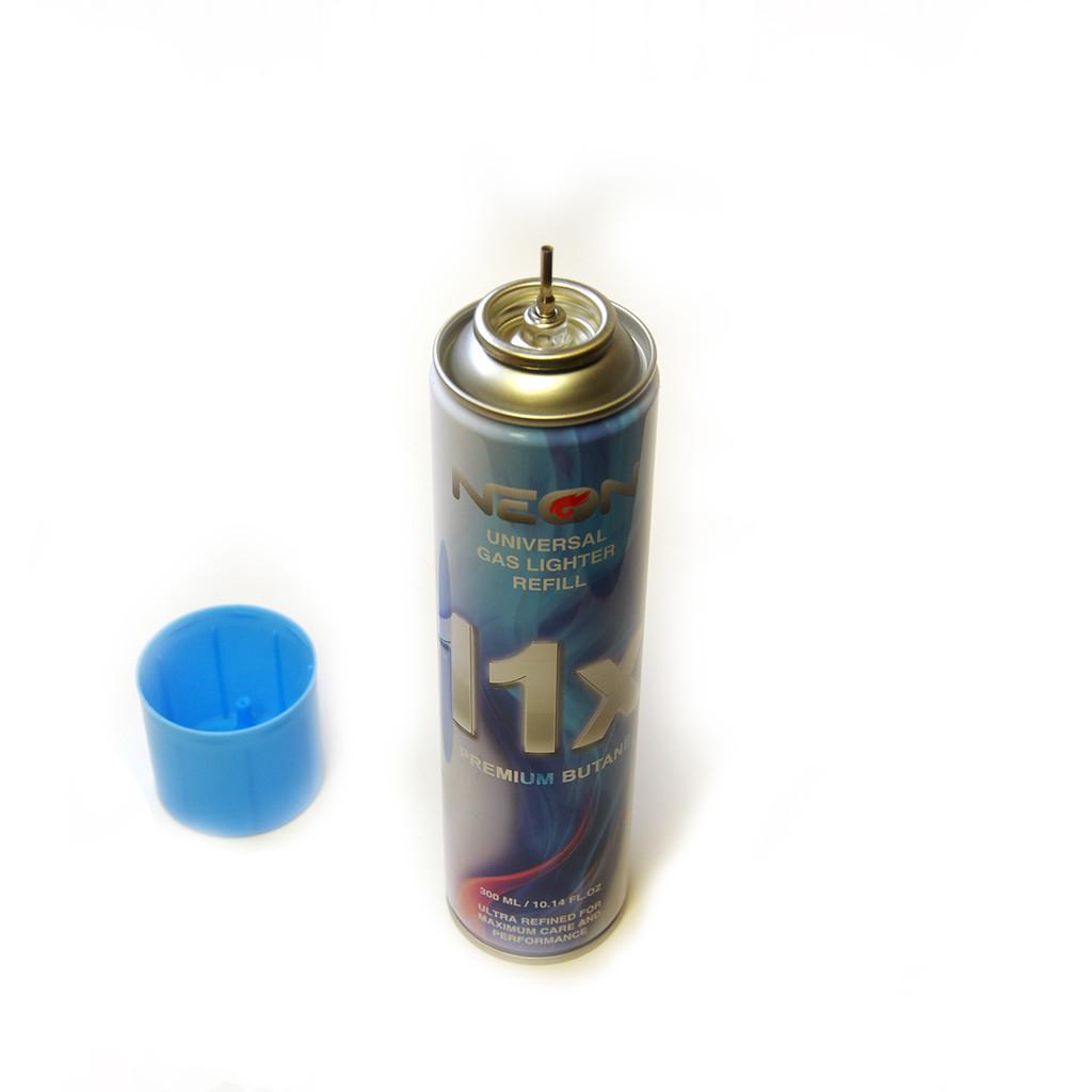 Butane refill can