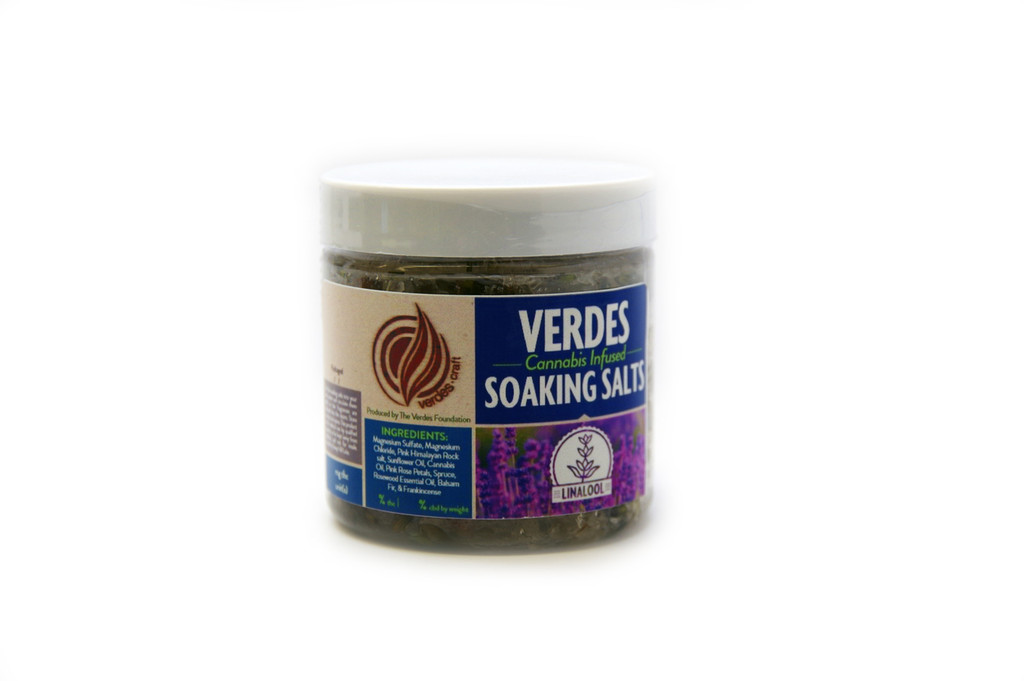 Verdes Soaking Salts