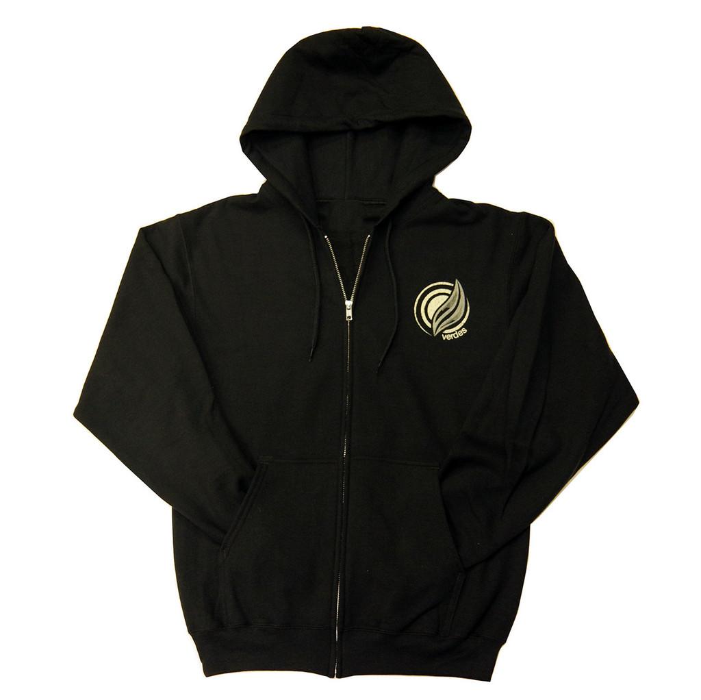 Black Verdes Hoodie