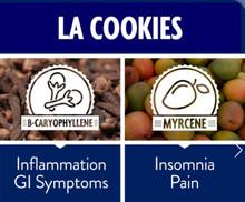 LA Cookies 20% THC, 0.1%CBD
