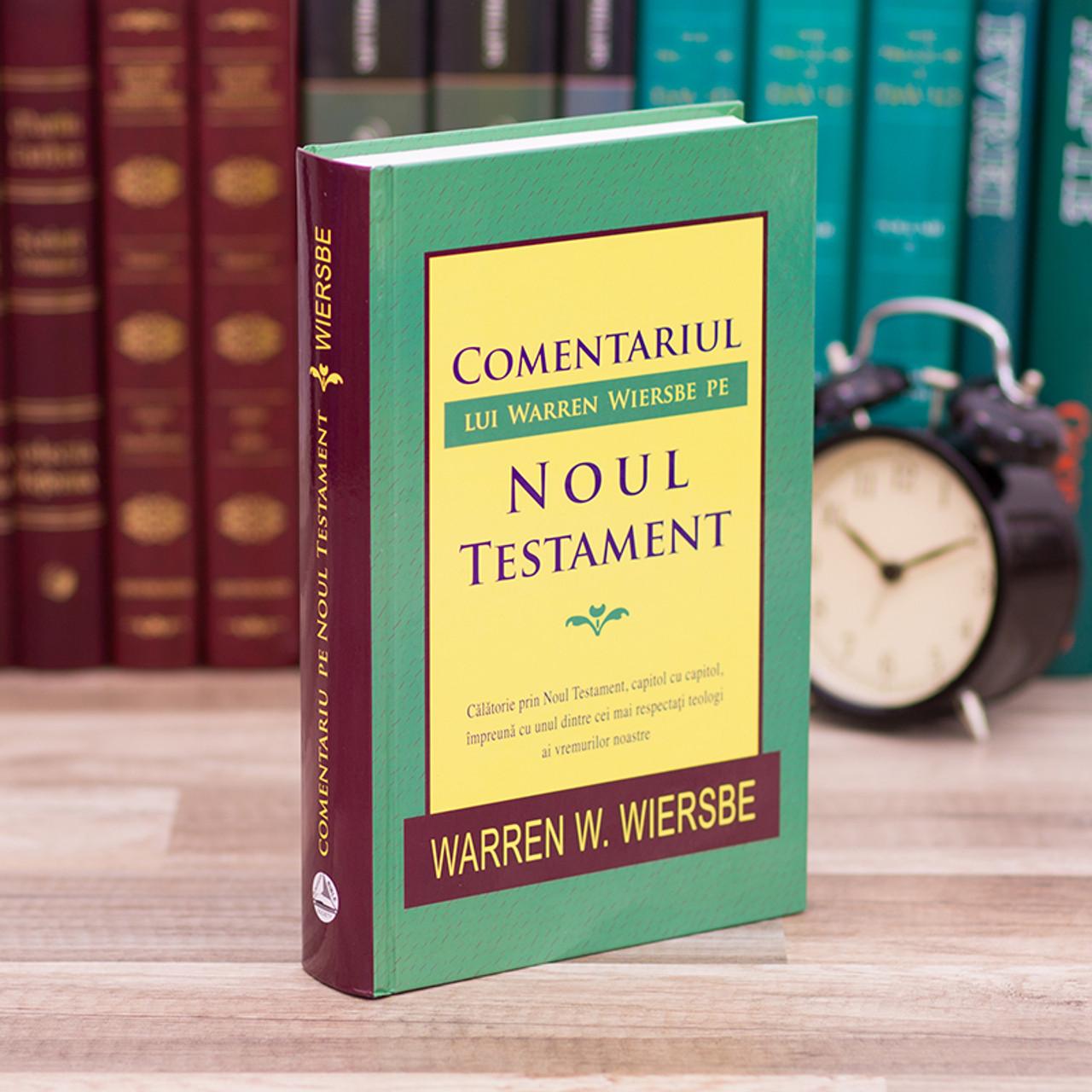 Comentariul Pe Noul Testament Warren Wiersbe