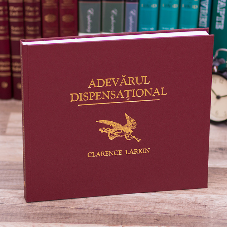 Adevarul dispensational, Clarence Larkin