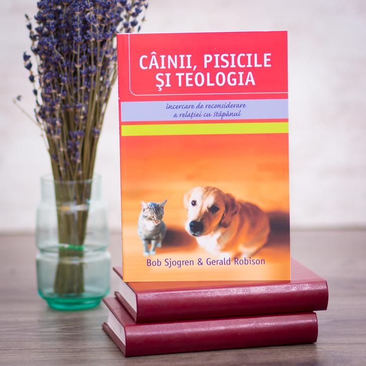 Cainii, pisicile si teologia - Bob Sjogren, Gerald Robinson