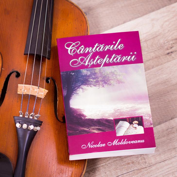 Cantarile asteptarii,  nicolae, moldoveanu