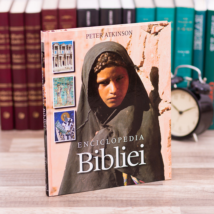 Enciclopedia Bibliei - Peter Atkinson