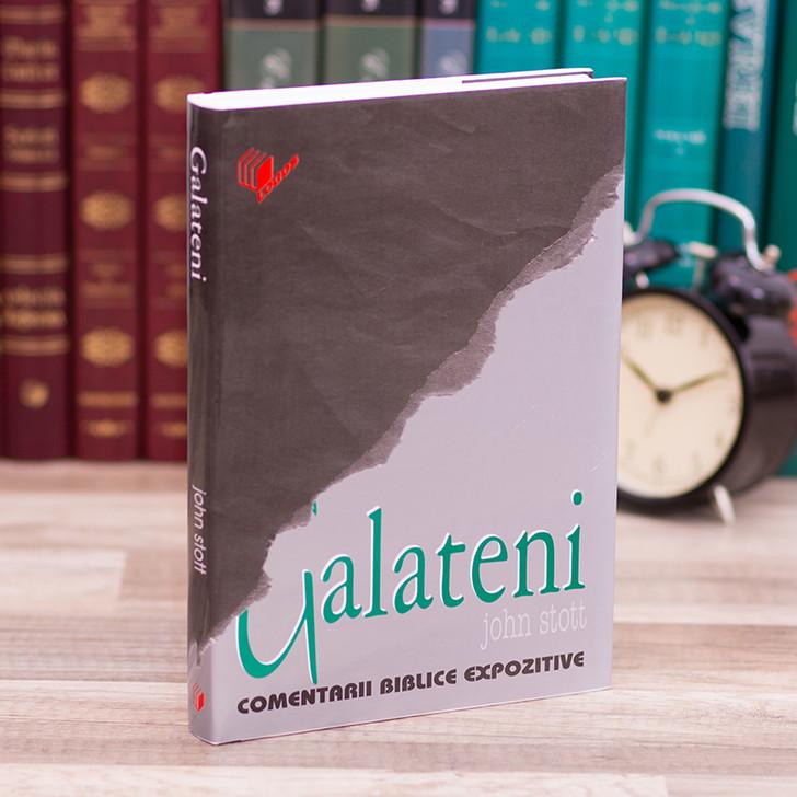 Comentariu biblic expozitiv - Galateni, John Stott