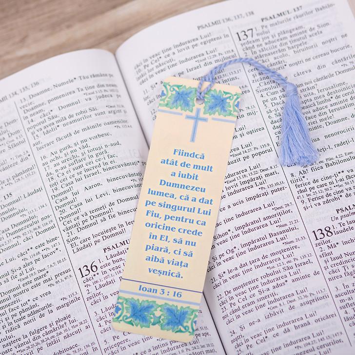 Semn snur: Fiindca atat de mult a iubit Dumnezeu lumea