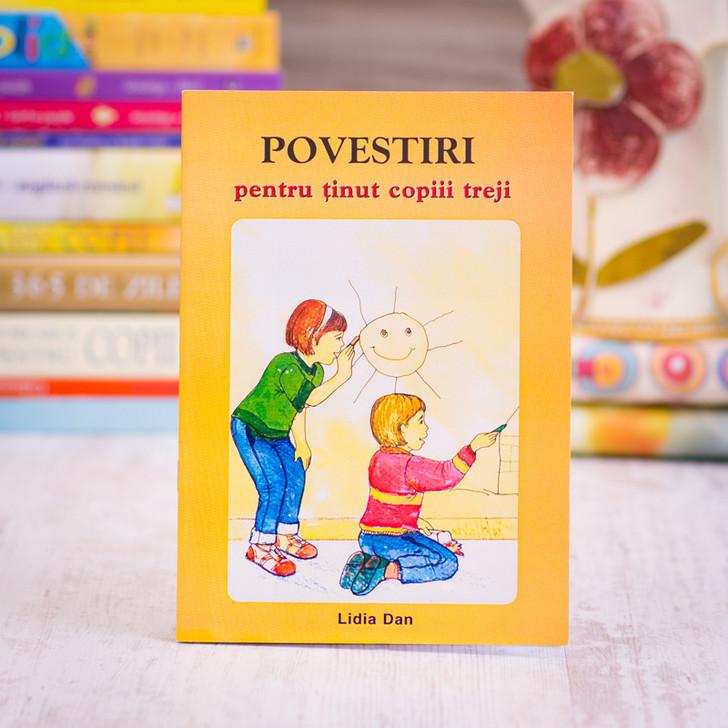 Povestiri pentru tinut copiii treji