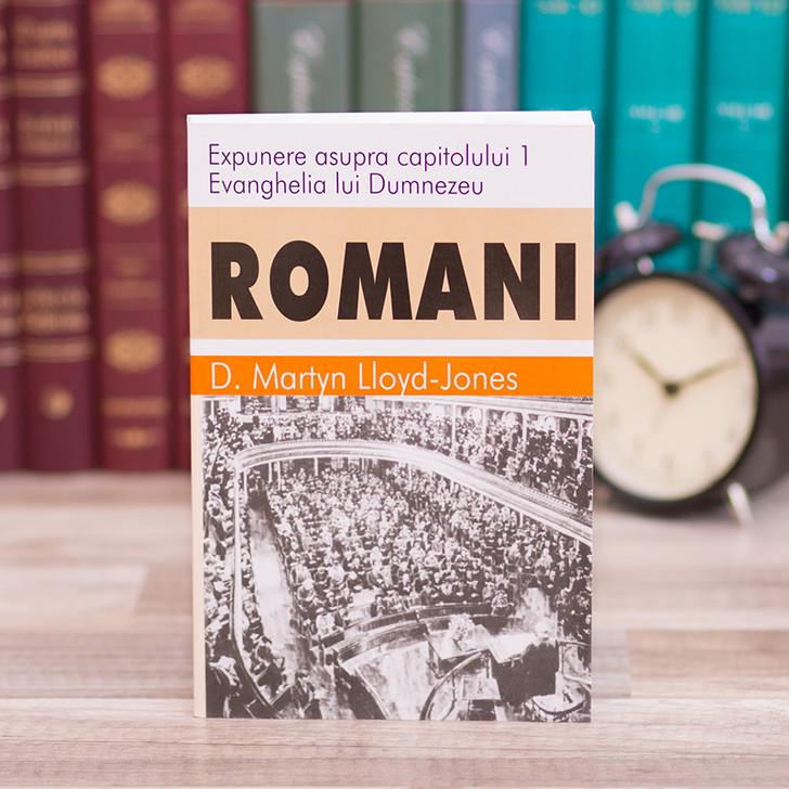Romani 1- Evanghelia Lui Dumnezeu / (cap. 1) - Martyn Lloyd-Jones