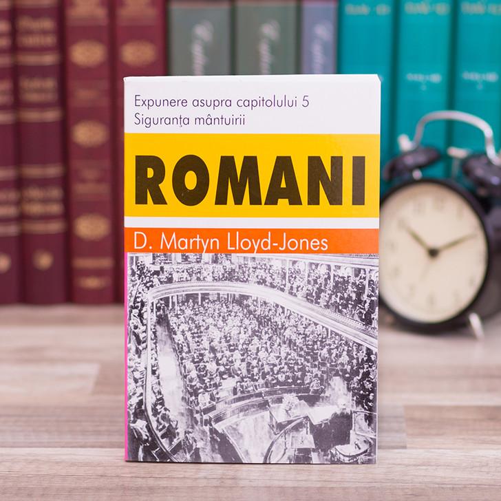 Romani 4 - Siguranta mantuirii / (cap.5),  Martyn Lloyd-Jones