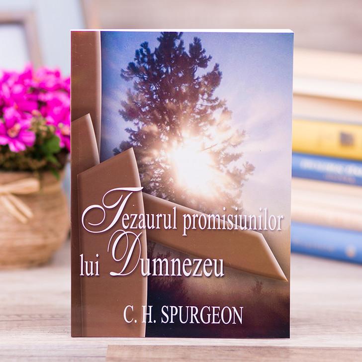 Tezaurul promisiunilor lui Dumnezeu - C.H. Spurgeon