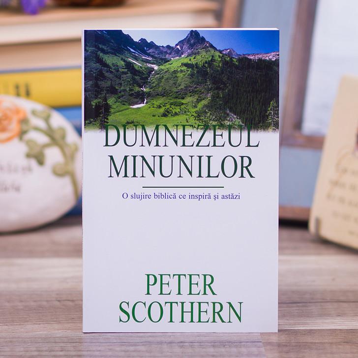 Dumnezeul minunilor, Peter Scothern