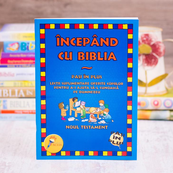 Incepand cu Biblia - Noul Testament,