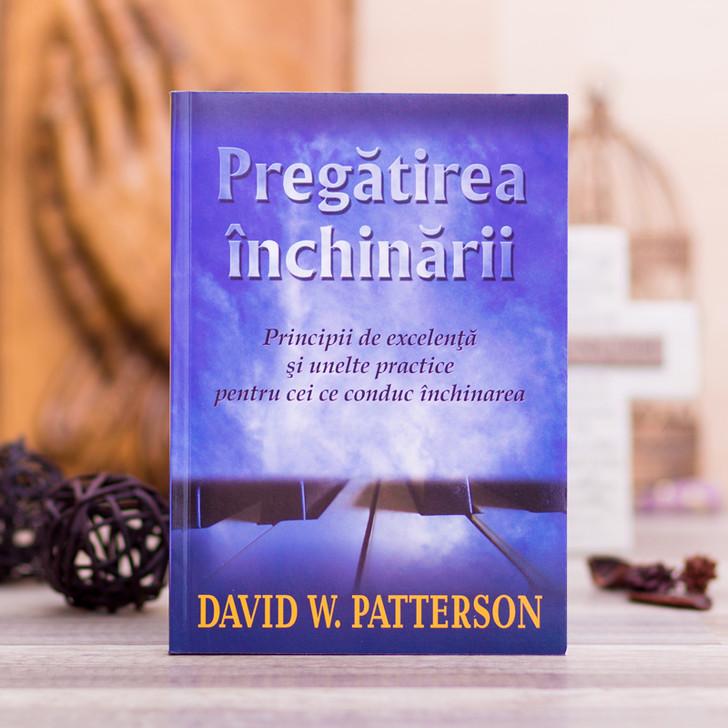 Pregatirea inchinarii, David Patterson