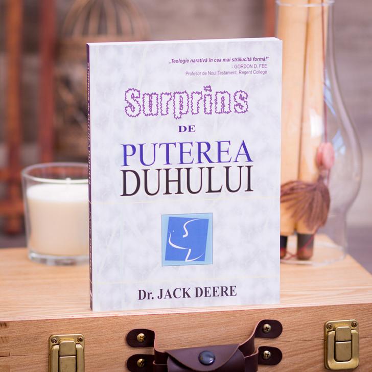 Surprins de puterea Duhului - Jack Deere
