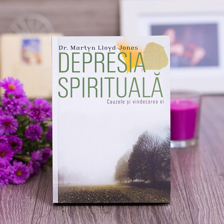 Depresia spirituala, martyn lloyd-jones,