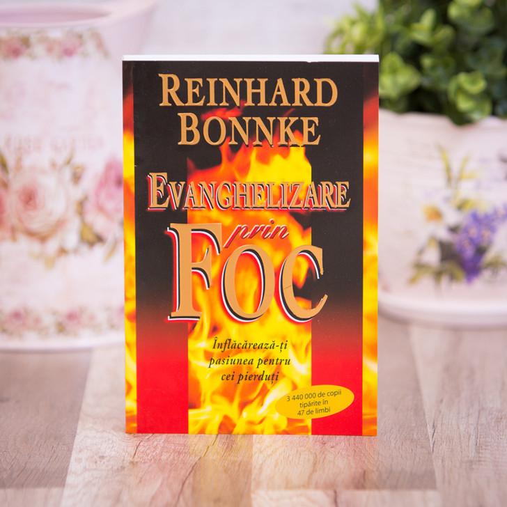 Evanghelizare prin foc, Reinhard Bonnke