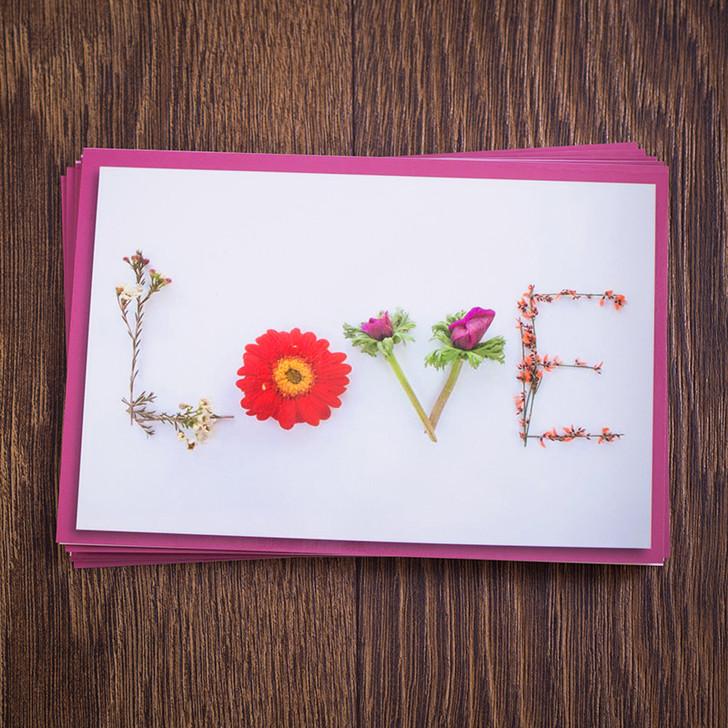 Felicitare: Love
