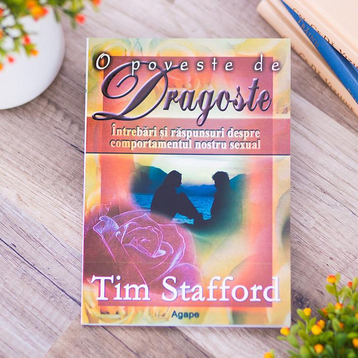 O poveste de dragoste, Tim Stafford