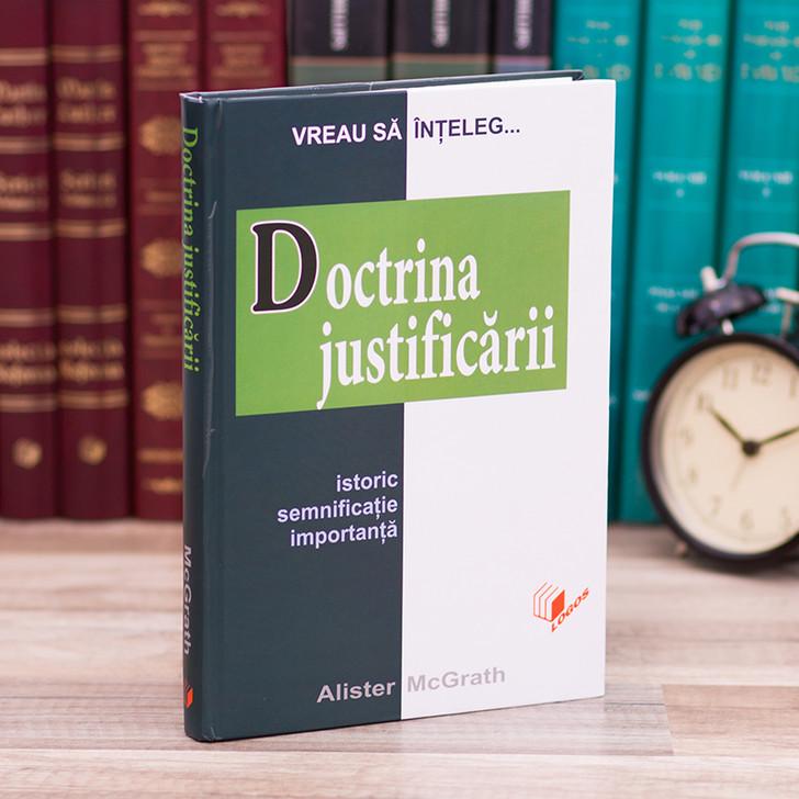 Doctrina Justificarii, Alister McGrath