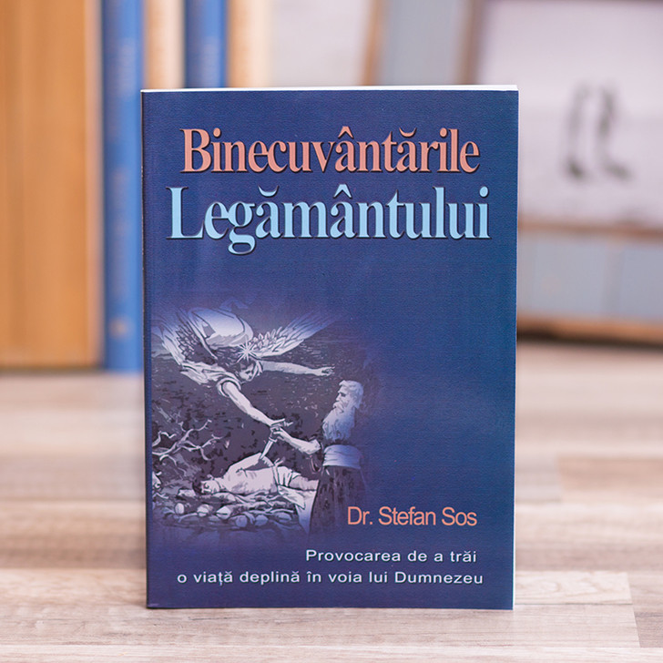 Binecuvantarile Legamantului - Stefan Sos