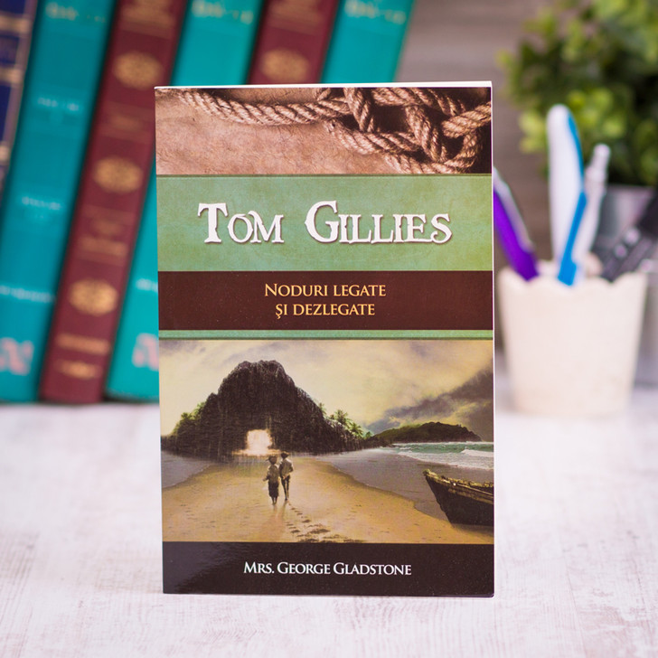 Tom Gillies - noduri legate si dezlegate, george gladstone