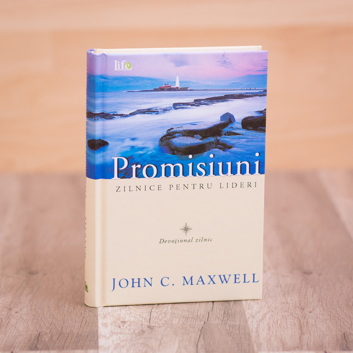 Promisiuni zilnice pentru lideri - John C Maxwell