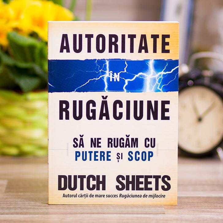 Autoritate in rugaciune, dutch, sheets