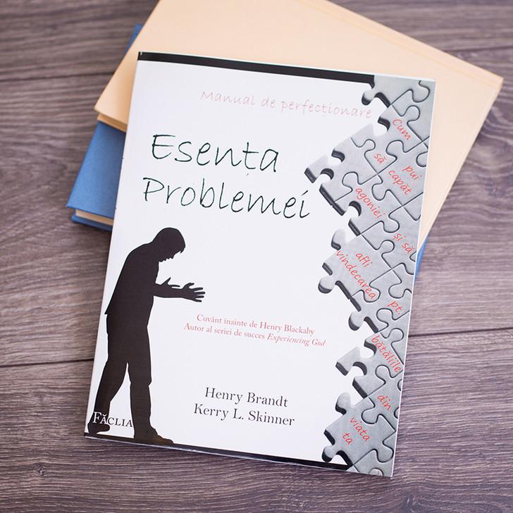 Esenta problemei,Henry Brandt si Kerry Skinner