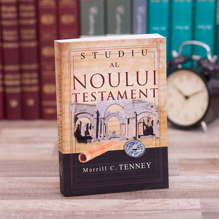 Studiu al Noului Testament, Merrill Tenney