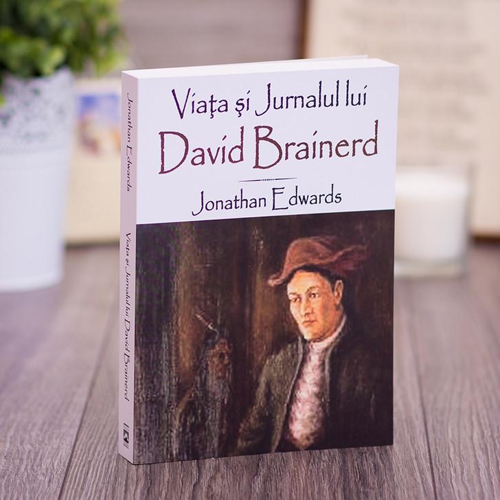 Viata si jurnalul lui David Brainerd, Jonathan Edwards