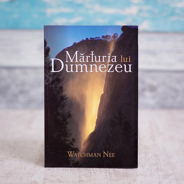 Marturia lui Dumnezeu - Watchman Nee