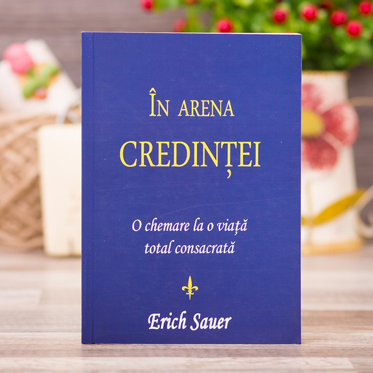In arena credintei, Erich Sauer