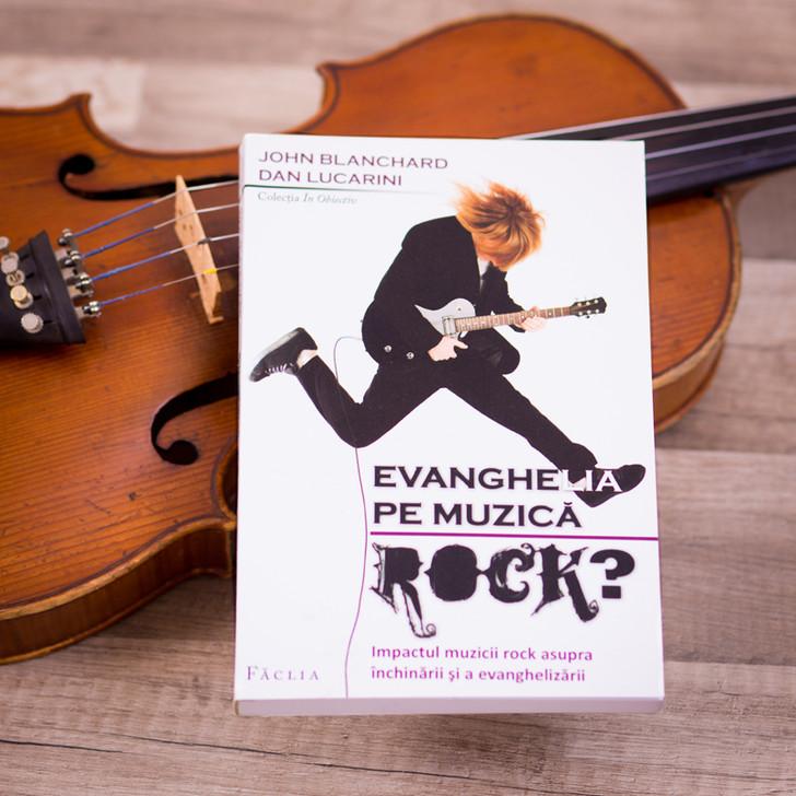 Evanghelia pe muzica rock?, john blanchard,
