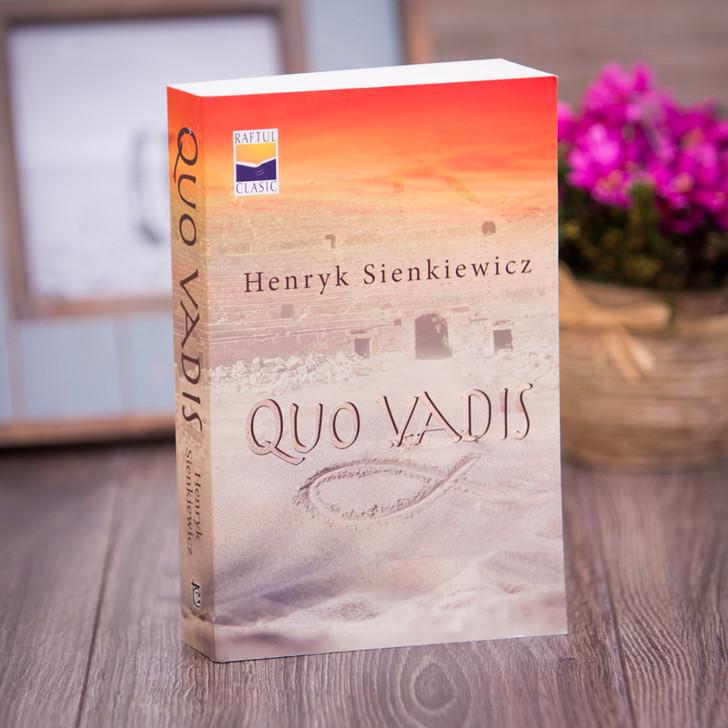 Quo Vadis,  henry sienkiewicz